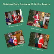 December 20, 2012 - Christmas Party at Tracey's (2)